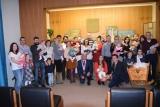 Vítání dětí na radnici v Bernarticích