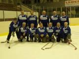 Lední hokej v Bernarticích - skupinové foto