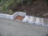 Oprava MK po povodních Srlín